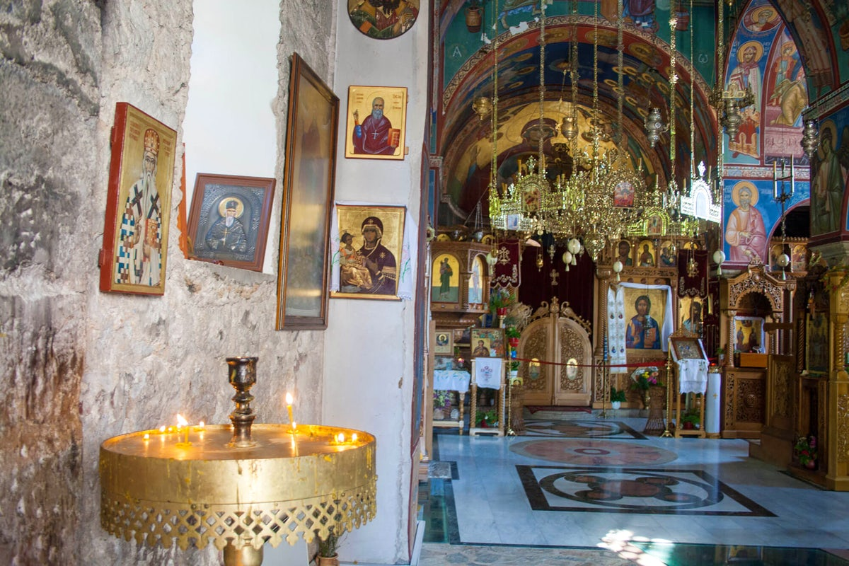 An ultimate trio of Orthodox monasteries in Herzegovina