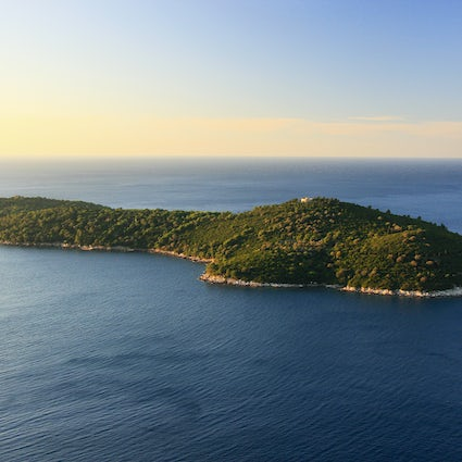 Nature around Dubrovnik: Lokrum and Lapad