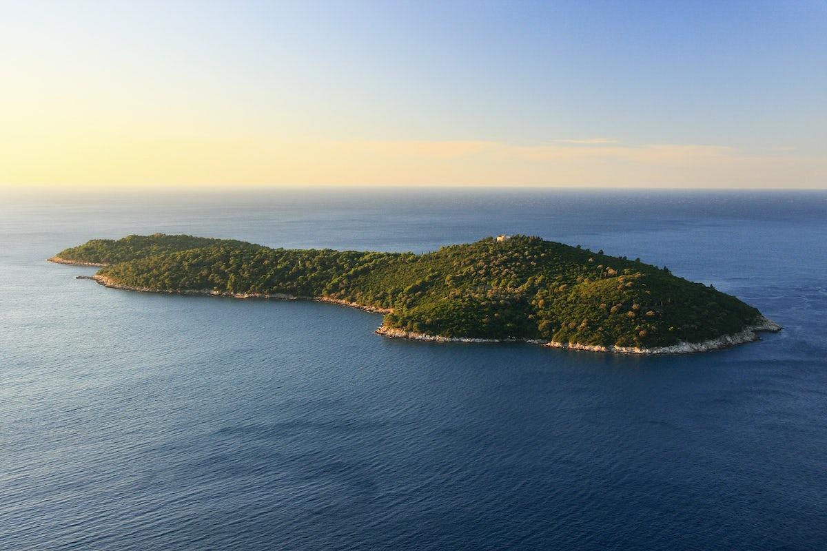 Nature around Dubrovnik: Lokrum and Lapad