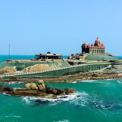 Vivekananda Rock Memorial in Kanyakumari: wo Geschichte und Spiritualität aufeinander treffen