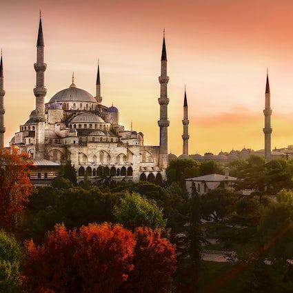 Mezquitas hipnotizantes de Turquía!