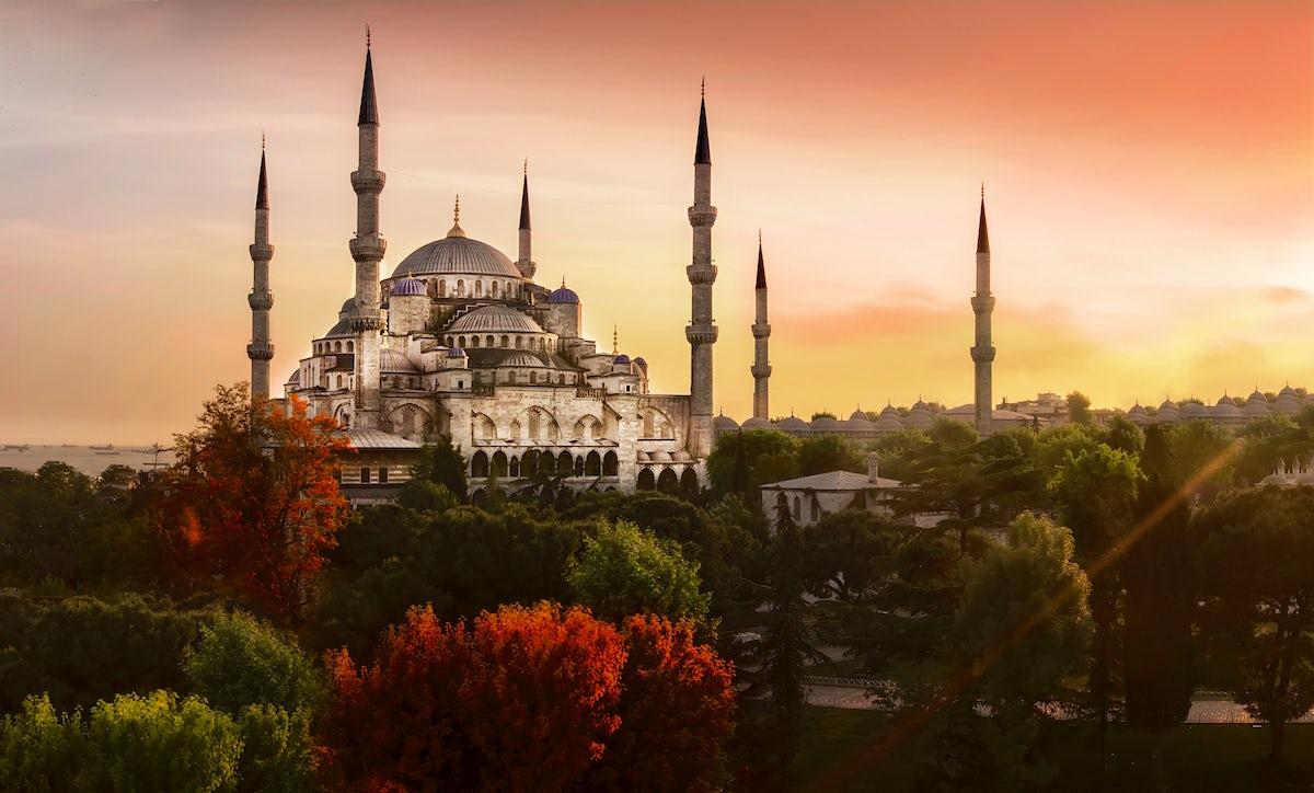 Mesmerizing mosques of Turkey!