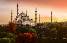 Mesmerizing mosques of Turkey!