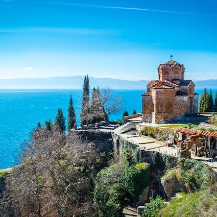 Ohrid história de amor