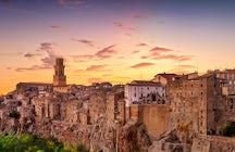Pitigliano, the little Jerusalem