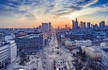 A short guide to getting around Warsaw