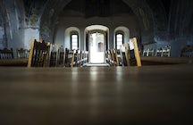 Un testimonio del arte rumano: Monasterio de Horezu