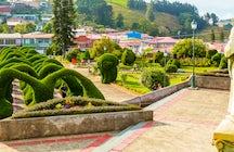 Zarcero: Eine charmante Bergstadt