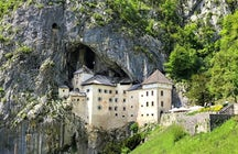 The legend of a knight – Predjama Castle