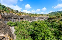 Ajanta Caves in Maharashtra: Indian cave art at its best