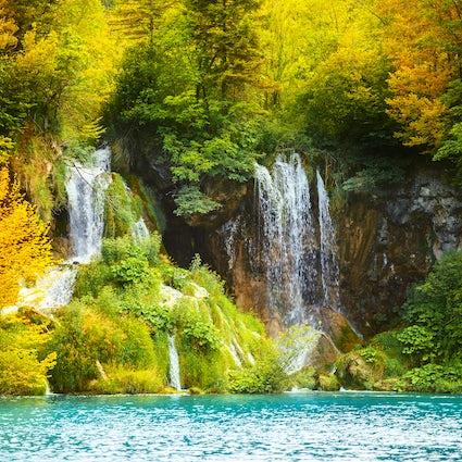 Gloriosos lagos balcánicos