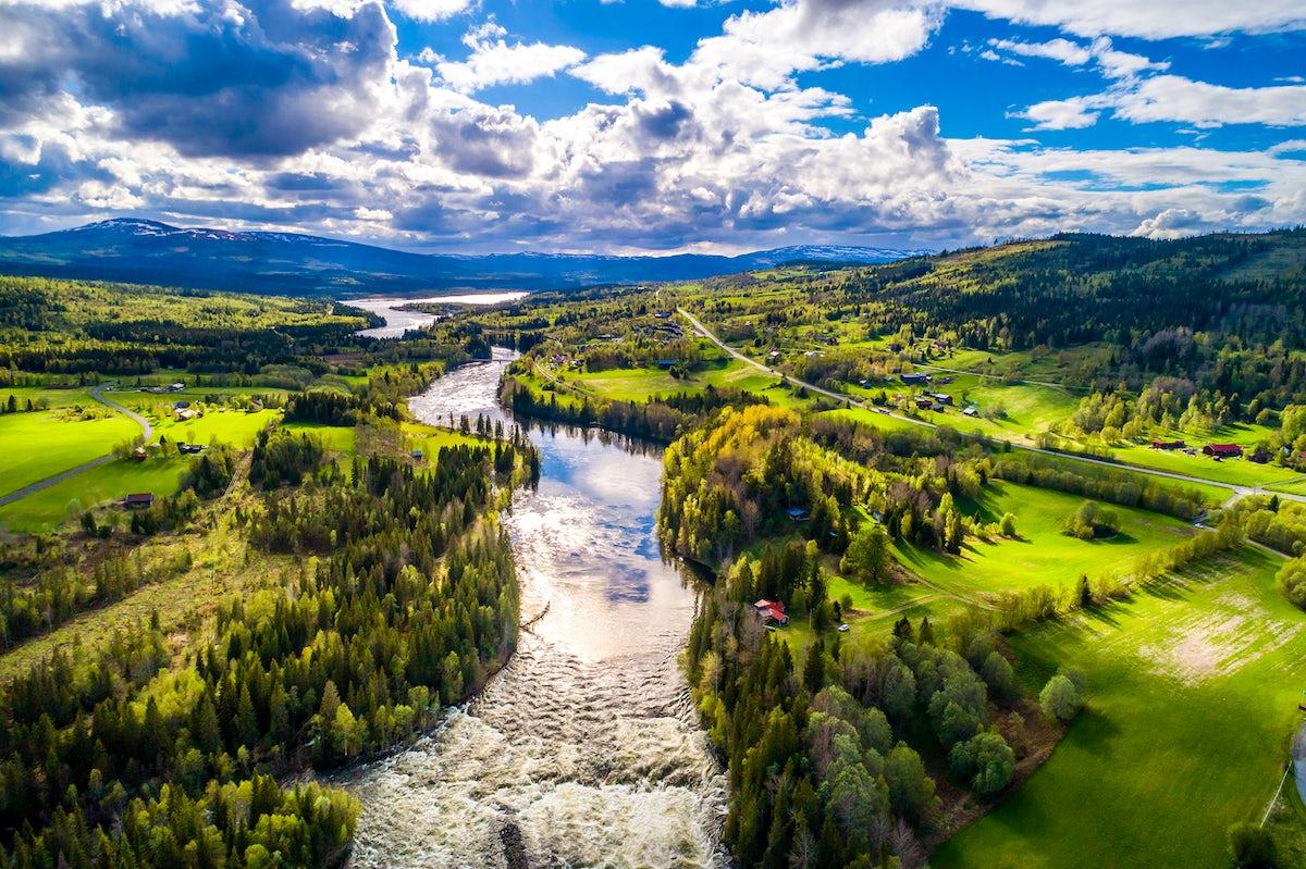 Jämtland, the natural pearl of Sweden