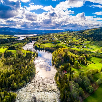 Jämtland, the natural pearl of Sweden