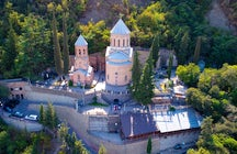 The story behind Kashveti church & Father David