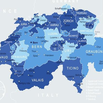 Röstigraben: una frontera cultural en Suiza