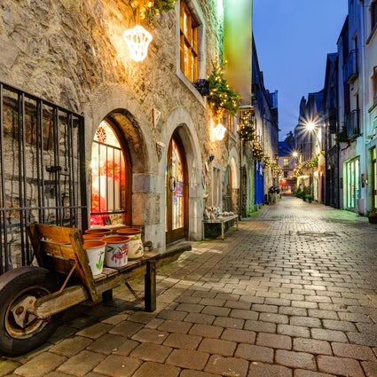 Galway – A City of Action and Charm