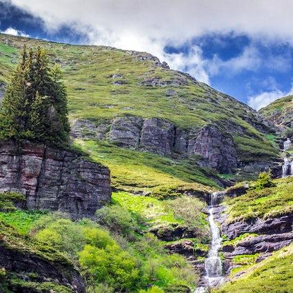 Cascades éblouissantes du Mont Stara Planina pt. 2