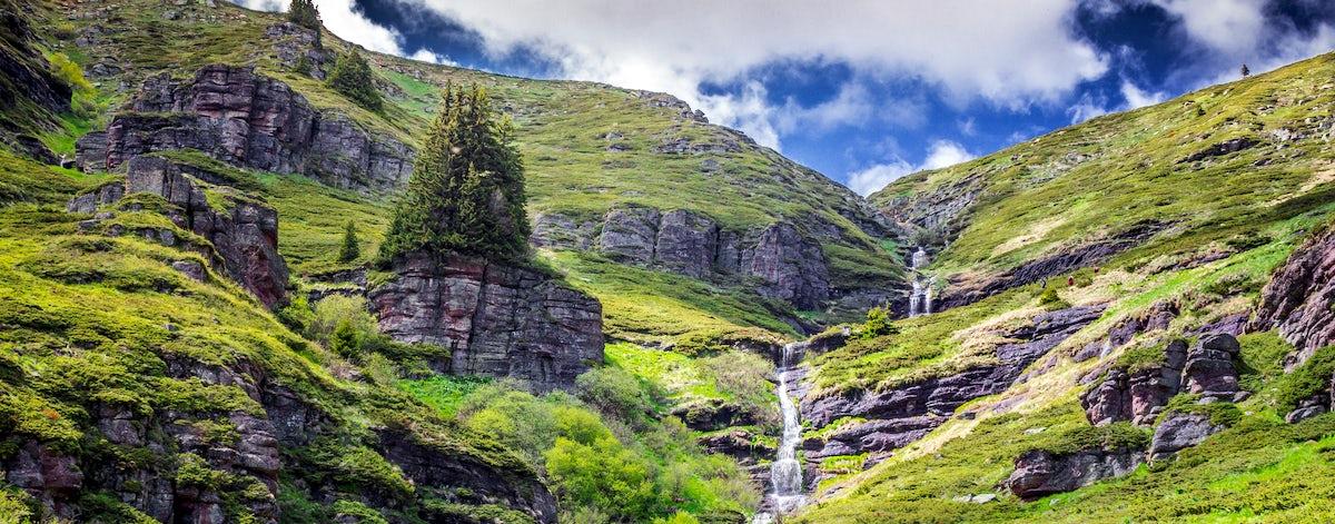 Dazzling waterfalls of Mt. Stara Planina pt. 2