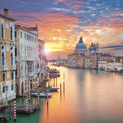The most romantic city in Italy ❤️