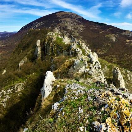 The cliffs near Svrljig as a history textbook