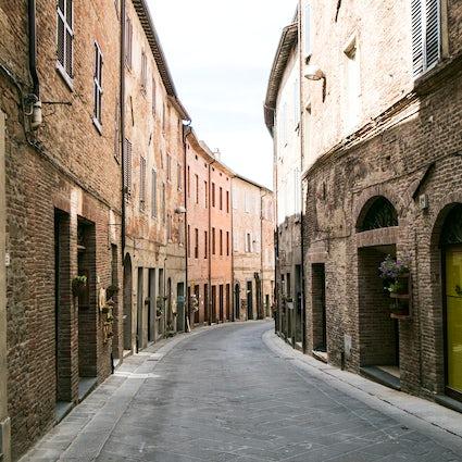 Trasimeno's hamlets: Città della Pieve