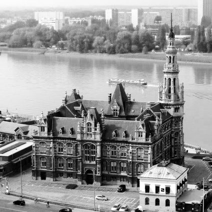 Antwerpen, the city of diamonds