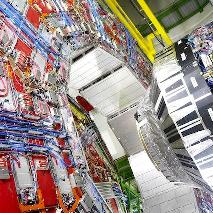 CERN: das größte Teilchenphysiklabor der Welt