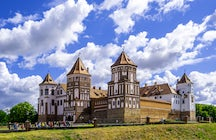 Mir Castle - the first UNESCO Heritage Site in Belarus