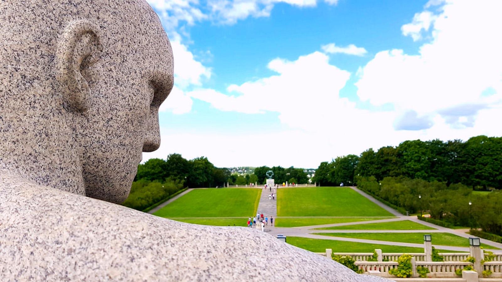 © Photo: Tu - Sculpture in the park