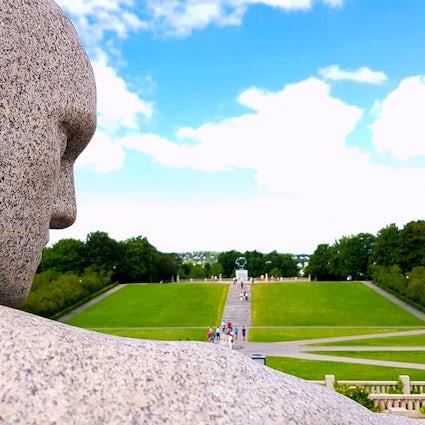 Le plus grand du monde : Le parc de sculptures Vigelandsparken à Oslo