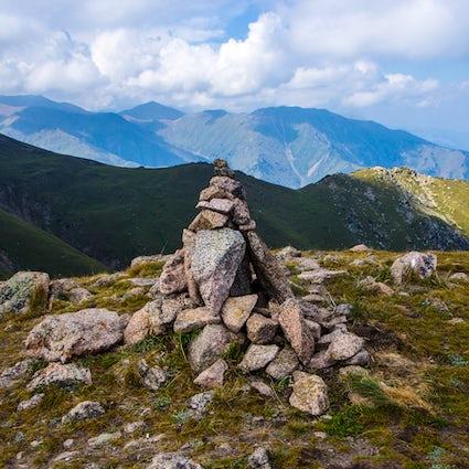 Arrampicata Furmanov Peak ad Almaty