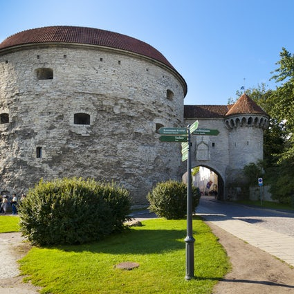 Fat Margaret Tower – a glimpse into the Estonian maritime history