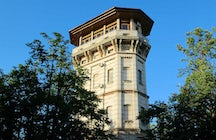 Water Tower - the first water supplier in Chisinau