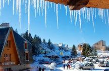 Skifahren mit Budget - Mt Vlašić