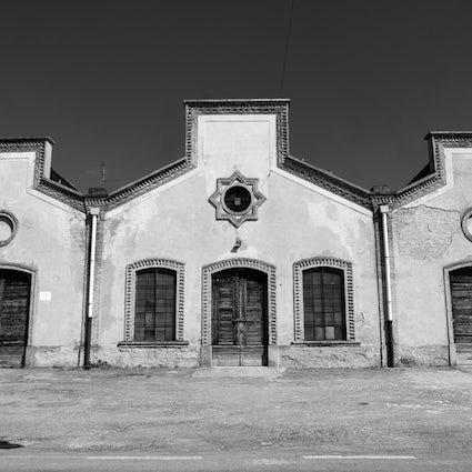 The Crespi d'Adda Worker's Village