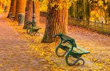 3 hermosos parques cerca de Amberes
