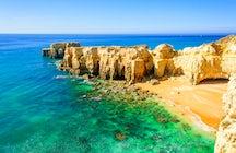 Algarve Beach Encyclopedia! Albufeira pt1