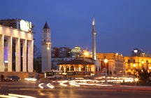 """Wandering in Tirana"""