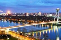 UFO Tower: The iconic symbol of Bratislava