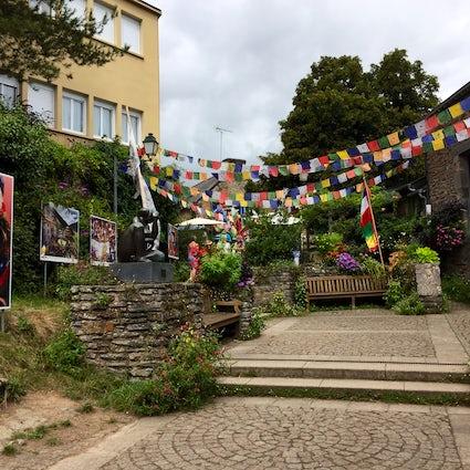 La Gacilly: pequeño pueblo, gran festival de fotografía