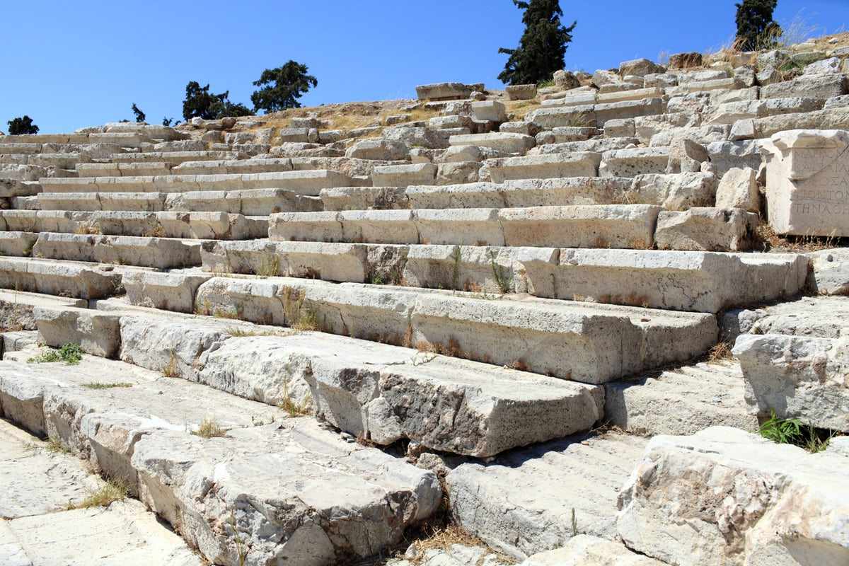 The Theatre of Dionysus - history and legends