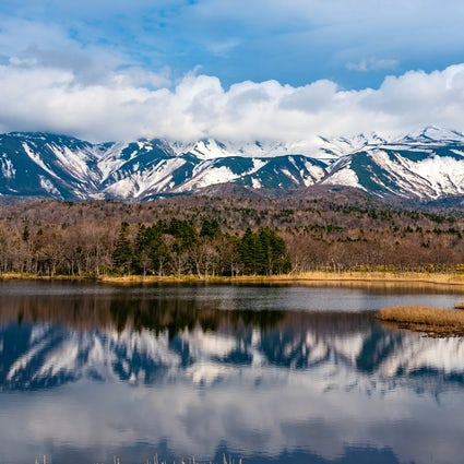 An unspoiled natural heritage site: Shiretoko Peninsula, Hokkaido