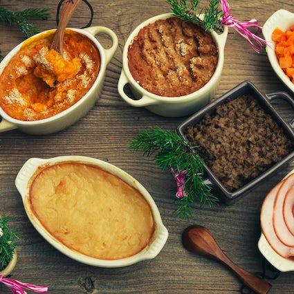 Weihnachtstisch - Finnisches Essen, das Sie nicht verpassen sollten