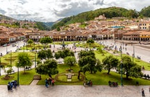 Cusco, the capital of the Inca Empire
