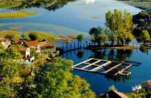 Exploring Skadar Lake: Karuč village and its surroundings