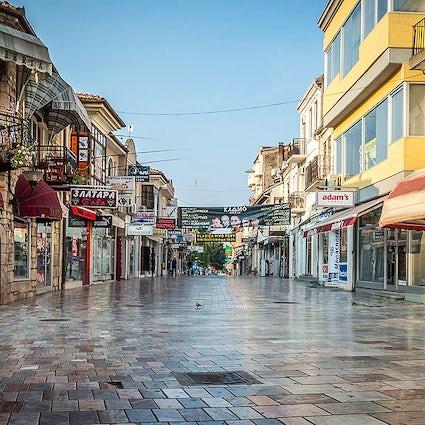 La cara caleidoscópica de Ohrid