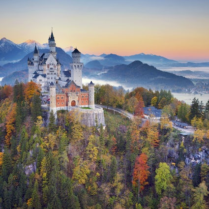 Explore the Cinderella's Castle in Germany!