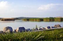 Enamorarse de Hungría en el lago Velence