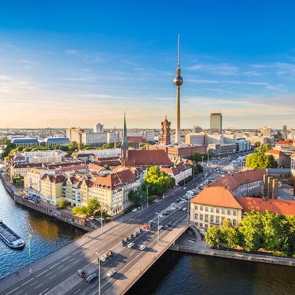 Berlin, ville d'histoire et d'art, capitale de l'Allemagne