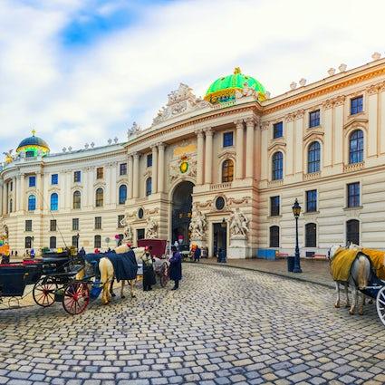 Hofburg: una ciudad dentro de la ciudad de Viena